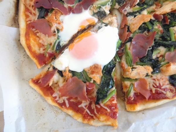 Masa para pizza – 2 ingredientes. Receta.