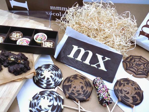 Xocolating en el Museo del Chocolate de Barcelona