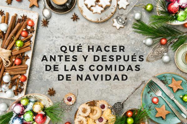 [VÍDEO] Estas Navidades comerás de más. Qué hacer antes y después de cada comida (Consejo de una dietista)